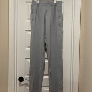 Lululemon Mens Pants Size M Tall Gray